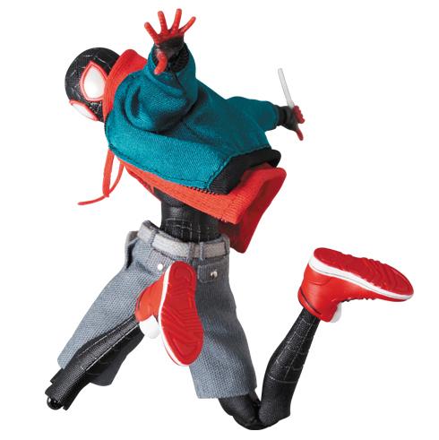[20년 06월 발매] [메디콤토이] MAFEX (마펙스) No.107 스파이더맨 : 뉴 유니버스 스파이더맨 (마일스 모랄레스)