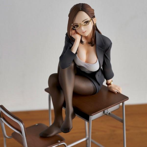[20년 05월 발매] [유니온크리에이티브] 보는 타이츠 5월병? 선생님이 낫게 해줄까? 유이코 선생님