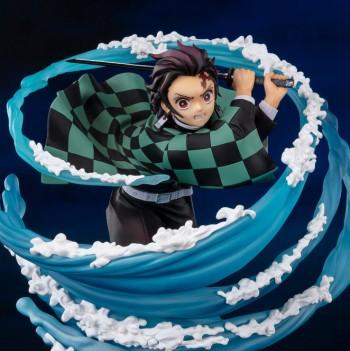 [20년 12월 발매] [반다이] Figuarts ZERO 귀멸의 칼날 카마도 탄지로 -물의 호흡- (재판)
