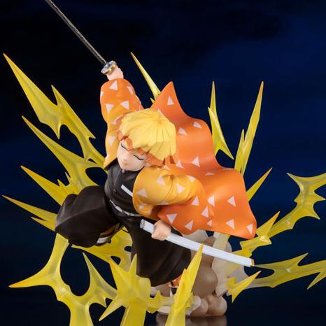 [21년 10월 발매] [반다이] Figuarts ZERO 귀멸의 칼날 아가츠마 젠이츠 -천둥의 호흡- (재판)