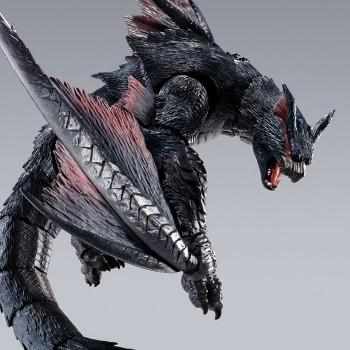 [20년 09월 발매] [반다이] S.H.MonsterArts 몬스터 헌터 월드: 아이스본 나르가크루가 (특전포함)