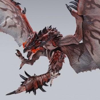 [20년 10월 발매] [반다이] S.H.MonsterArts 몬스터 헌터 월드: 아이스본 화룡 리오레우스