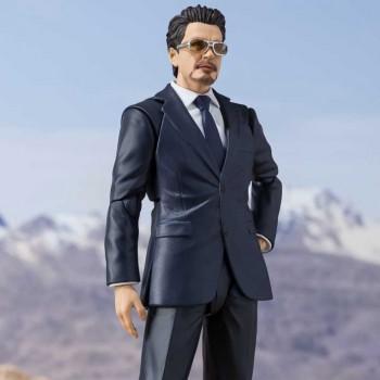 [20년 10월 발매] [반다이] S.H.Figuarts 아이언맨 토니 스타크 -Birth of Iron Man EDITION-