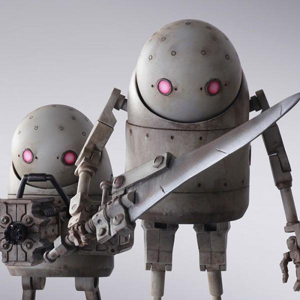 [입고완료] [스퀘어에닉스] 브링아츠 니어:오토마타 기계생명체 2체 세트