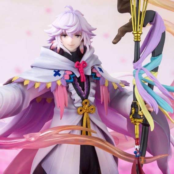 [21년 01월 발매] [반다이] Figuarts ZERO Fate(페이트)/Grand Order 절대마수전선 바빌로니아 꽃의 마술사 멀린
