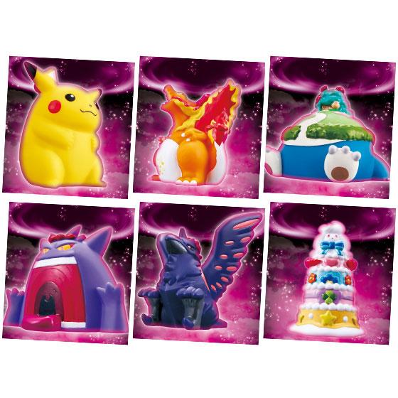 [20년 11월 발매] [반다이] 포켓몬스터 거다이맥스 포켓몬 키즈 12개입 BOX