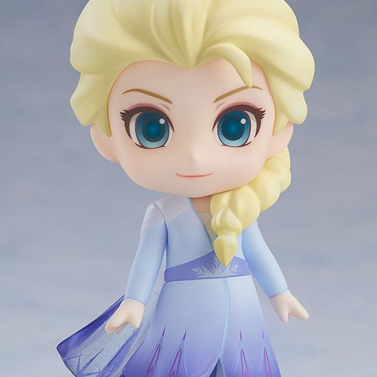 [21년 01월 발매] [굿스마일컴퍼니] 넨도로이드 No.1441 겨울왕국2 엘사 Blue dress Ver.