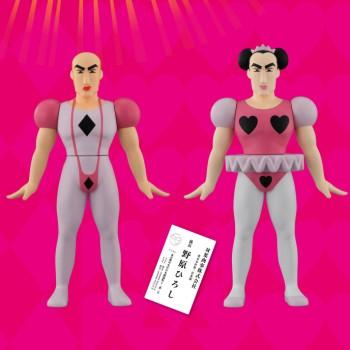 [21년 03월 발매] [반다이] 짱구는 못말려 핸더랜드 콜렉션2 마카오 & 조마 & 노하라 히로시(신형만)의 명함