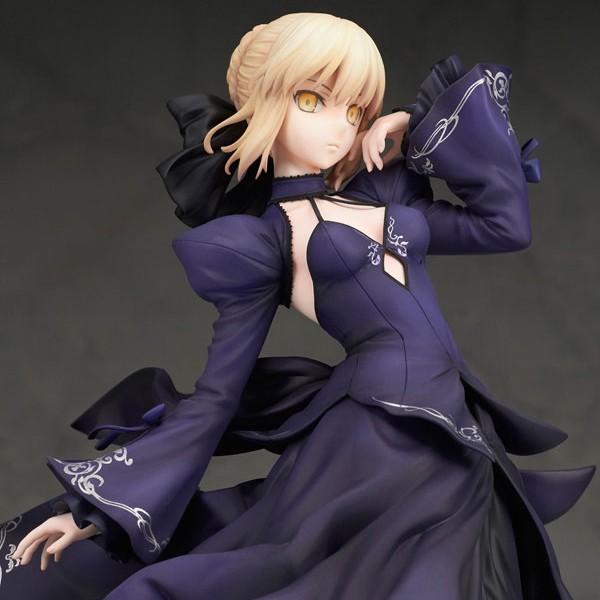 [입고완료] [알터] Fate(페이트)/Grand Order 세이버/알트리아 펜드래곤 [얼터] 드레스 Ver. 1/7 (2차 재판)