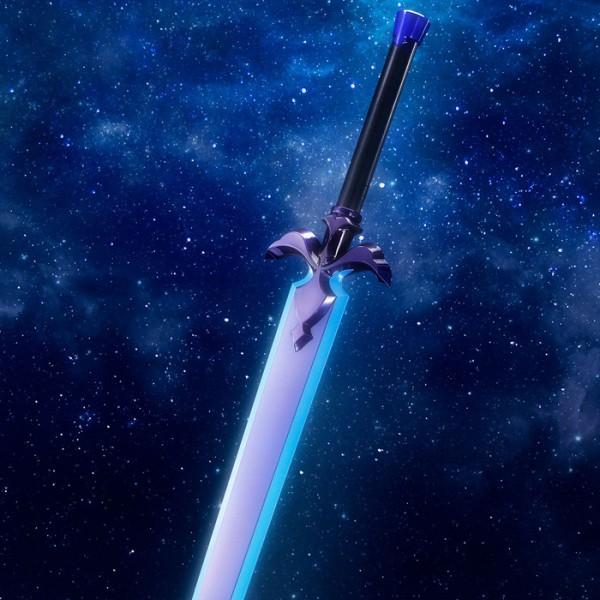 [21년 05월 발매] [반다이] PROPLICA 소드 아트 온라인 앨리시제이션 War of Underworld 밤하늘의 검 1/1 (혼웹한정)