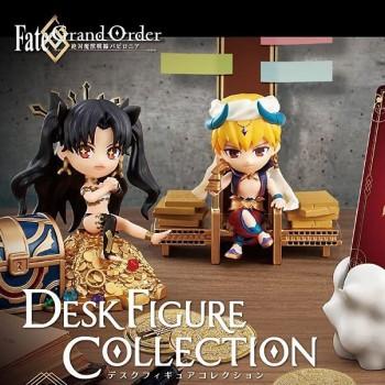 [21년 09월 발매] [리멘트] Fate(페이트)/Grand Order 절대마수전선 바빌로니아 DesQ DESK FIGURE COLLECTION 6개입 BOX