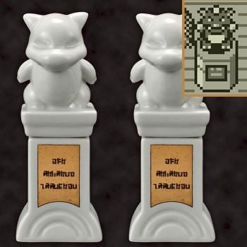 [22년 02월 발매] [반다이] 만대명공 포켓몬스터 체육관에 있는 석상